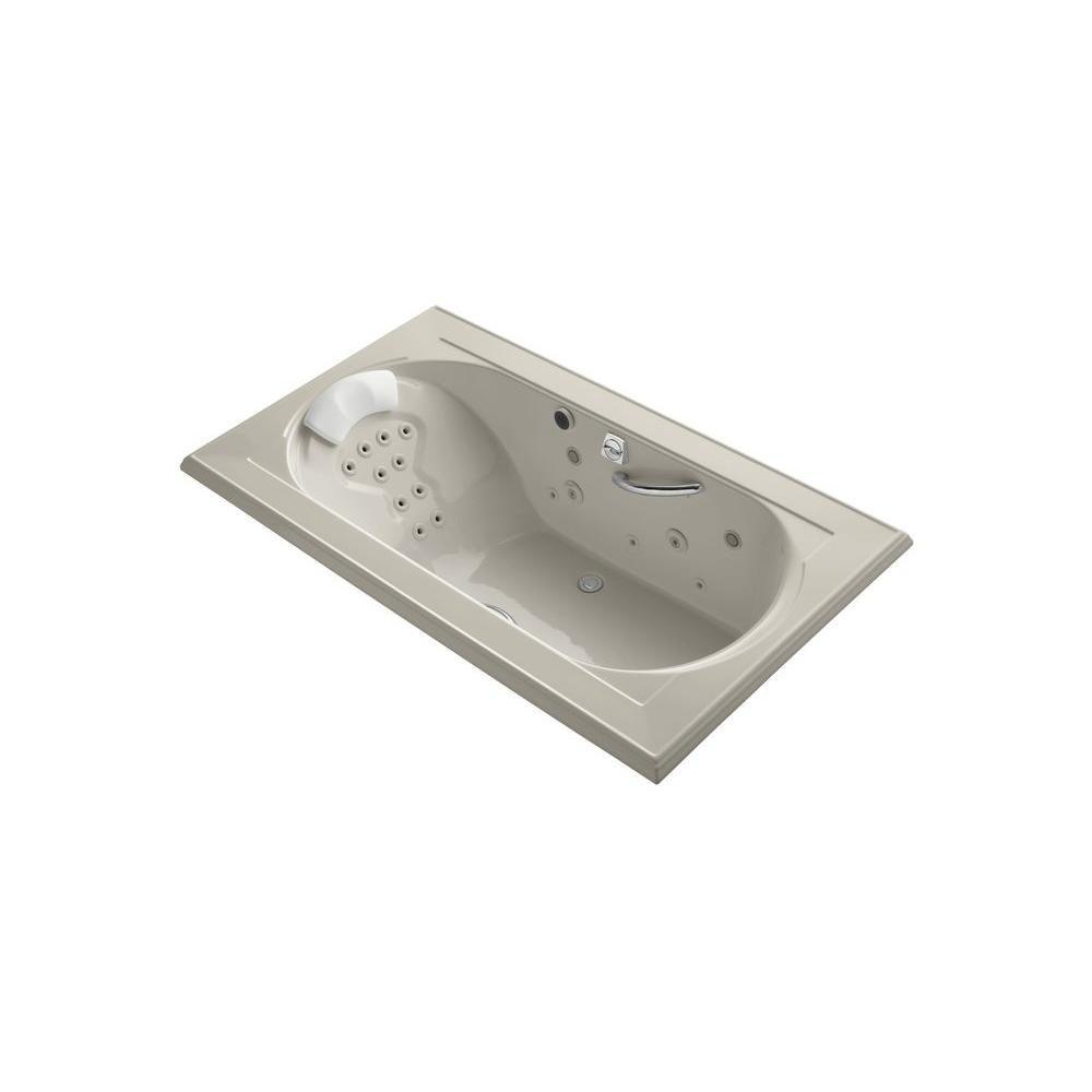 KOHLER Memoirs 6 ft. Whirlpool Tub in Sandbar | Products