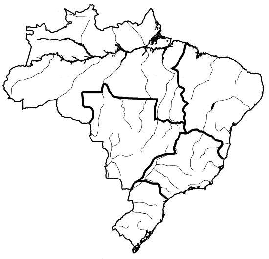 brazil map google