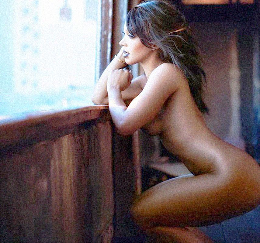 Alexandra moore naked