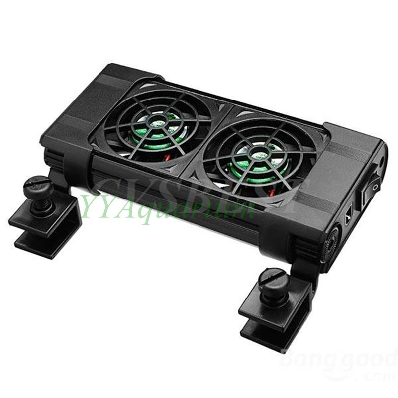 Click To Buy 80l Aquarium Sump Cooling Fan Fish Tank Ponds