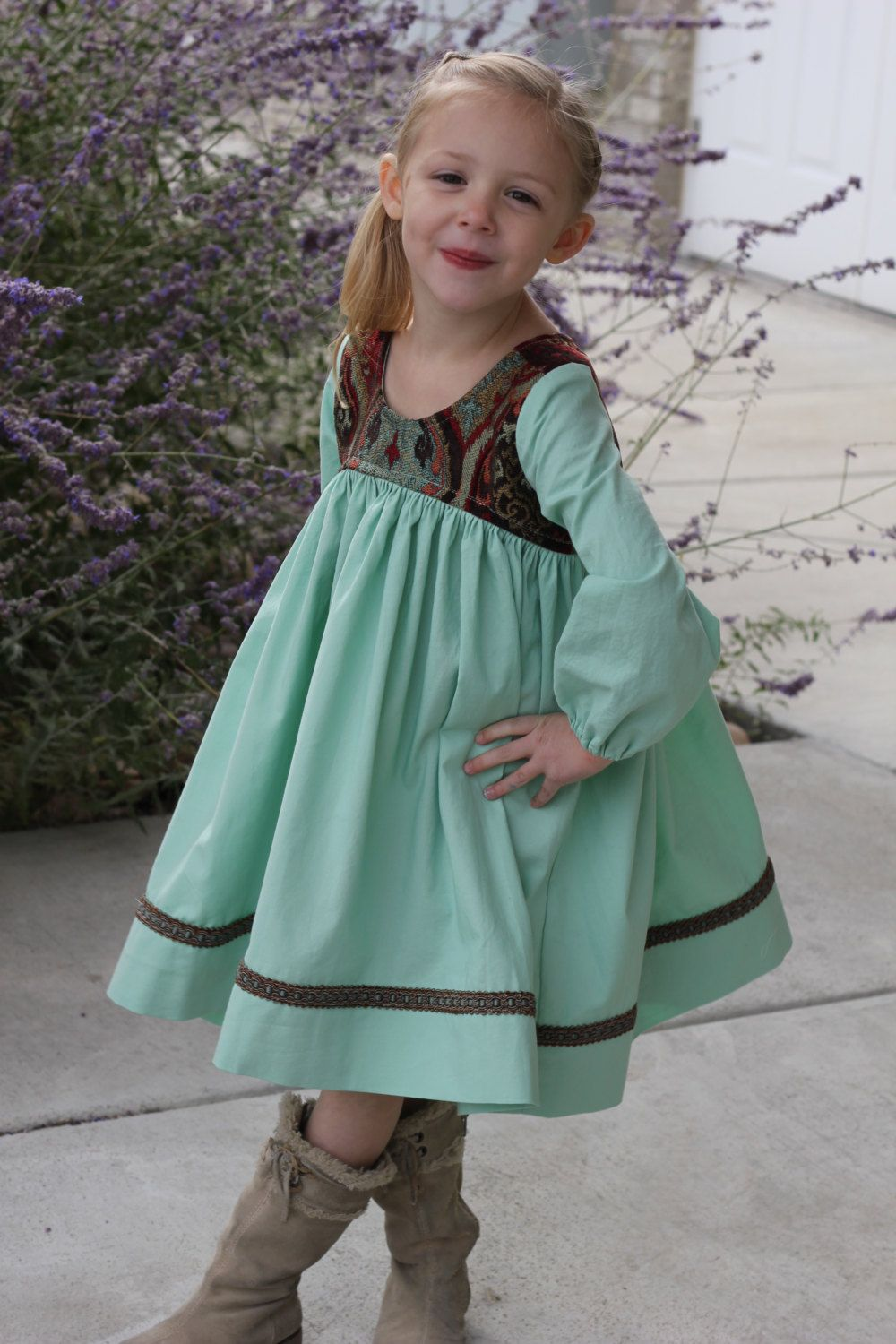 bd5005178 Girls Thanksgiving Dress