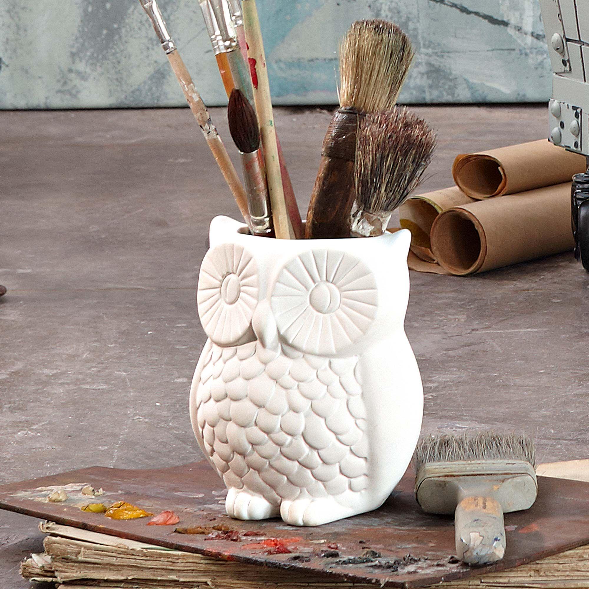 utensilienhalter eule owl love pinterest eule. Black Bedroom Furniture Sets. Home Design Ideas