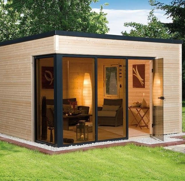 Beautiful Designs of Modern Garden Shed Cozy backyard
