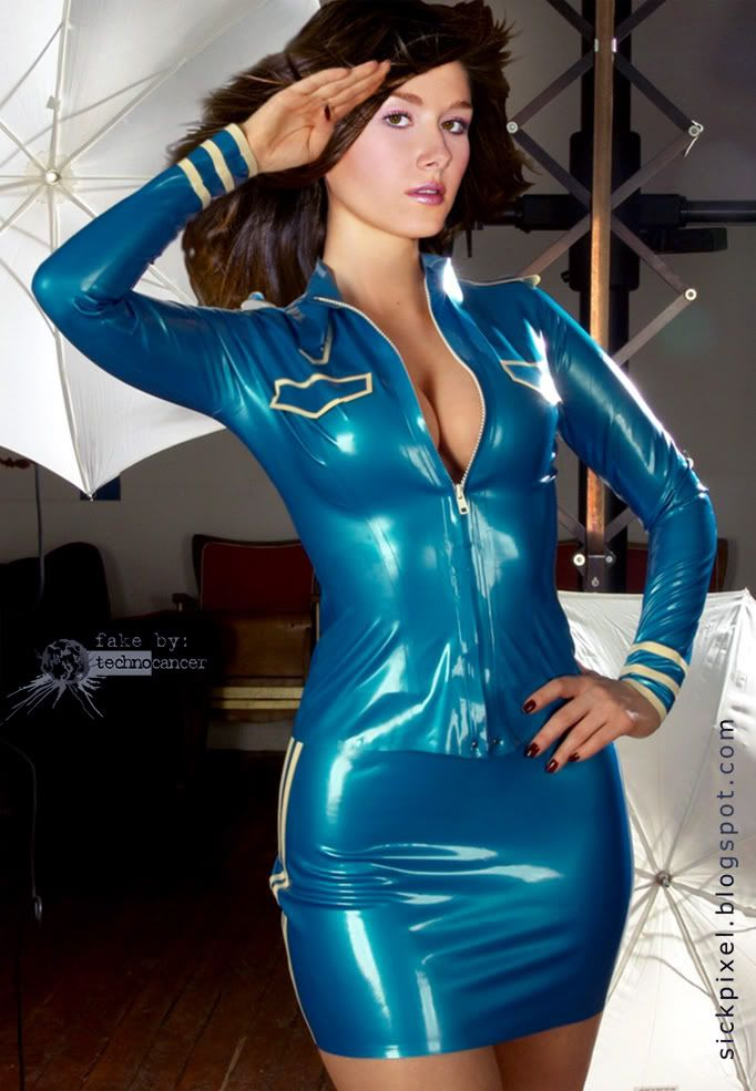 Blue Latex Dress | ☆Lust for Latex☆ | Pinterest | Latex ...