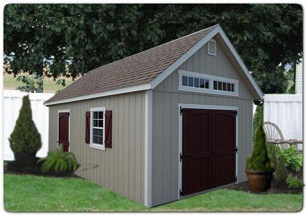 garden shed elite workshop