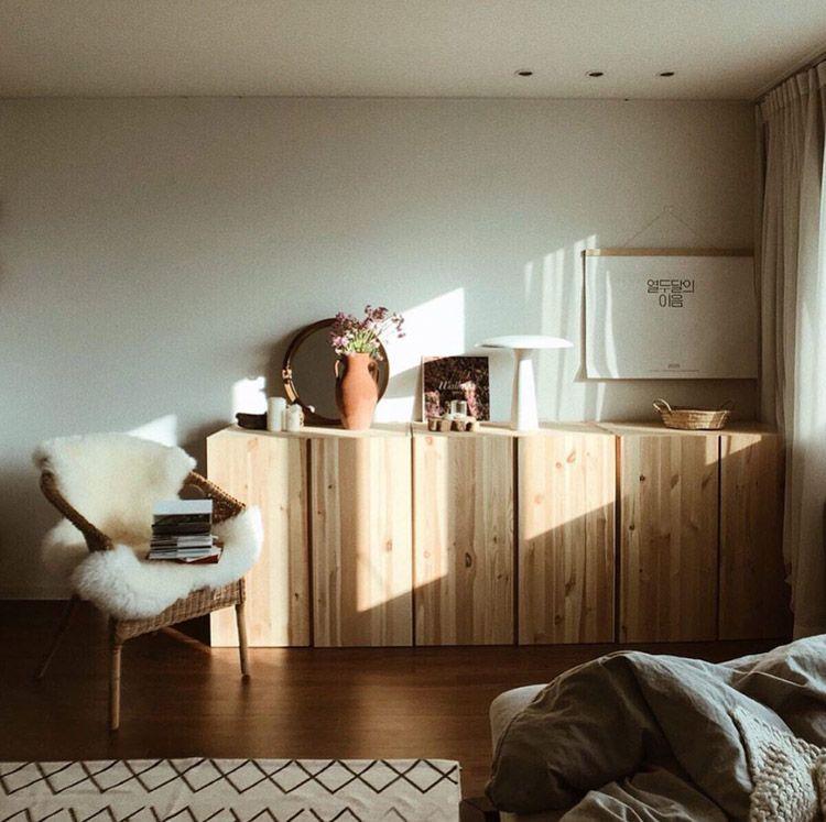 Step Inside A Relaxed Bohemian Family Home In South Korea In 2020 My Scandinavian Home Scandinavian Home Home