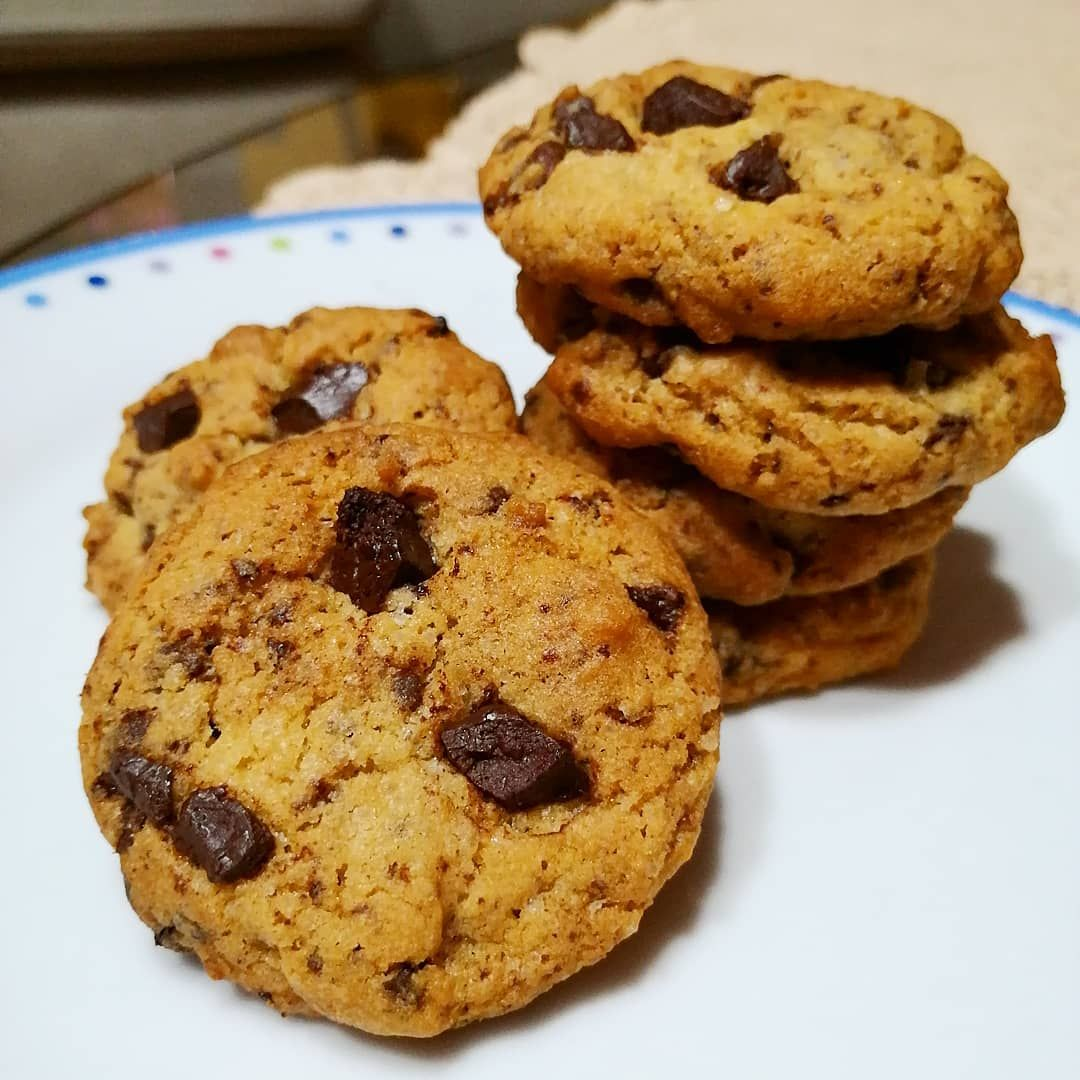 Chocolate chips cookies ❤️🍪🇺🇸 . . . . . .