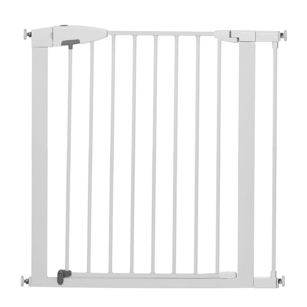 Munchkin Easy Close Metal Safety Gate White Startling Review