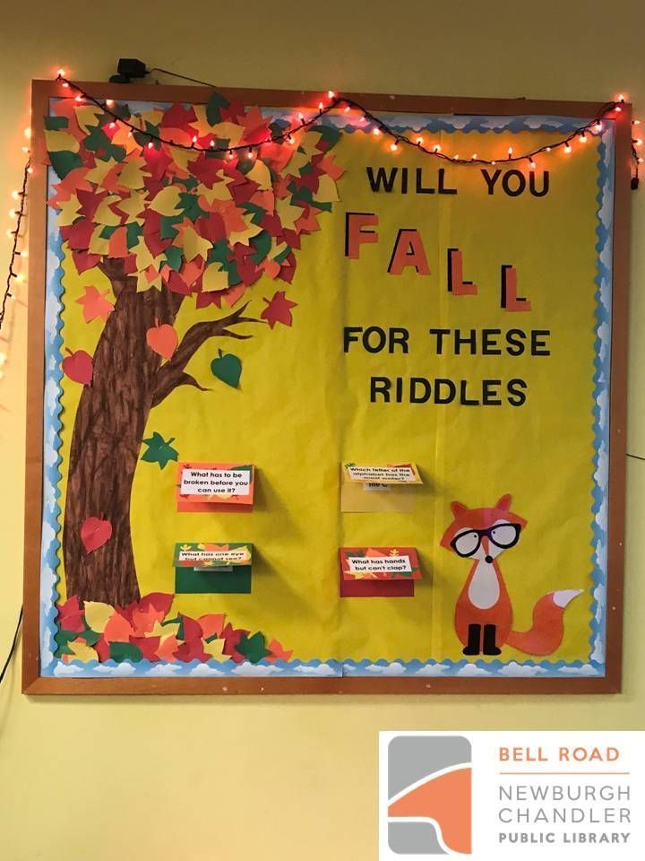 Fall for Riddles library bulletin board #fallbulletinboards Fall for Riddles library bulletin board #rabulletinboards Fall for Riddles library bulletin board #fallbulletinboards Fall for Riddles library bulletin board #novemberbulletinboards