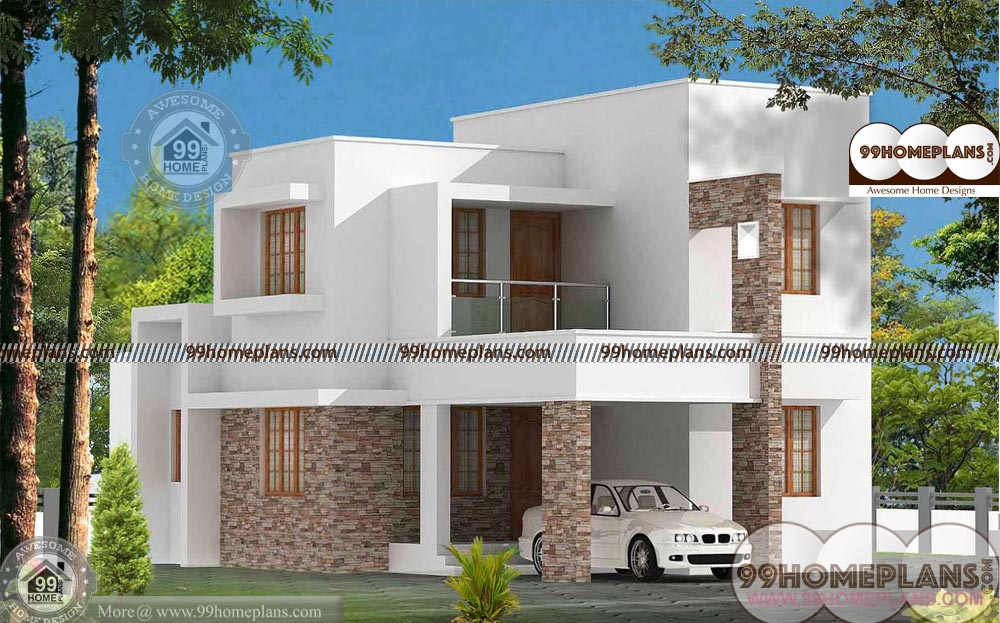 Fantastic Outside Structure Home Plan With 3d Elevation Designs Free With New House Outside Design Modern Exterior House Designs Small Contemporary House Plans