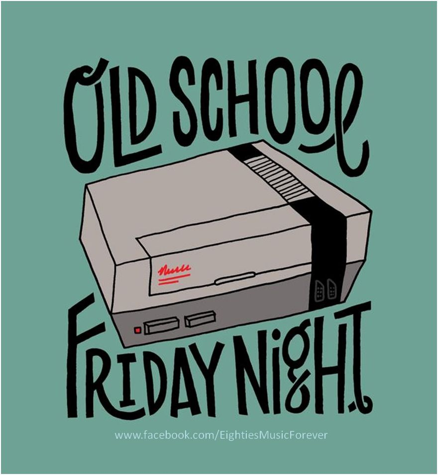 Original Nintendo - you were an obsession! Many nights and day