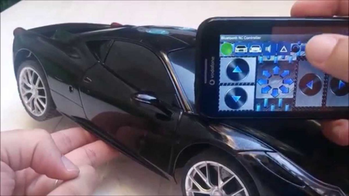 Arduino Bluetooth Controlled Car   DIY Projects (Easy Do It