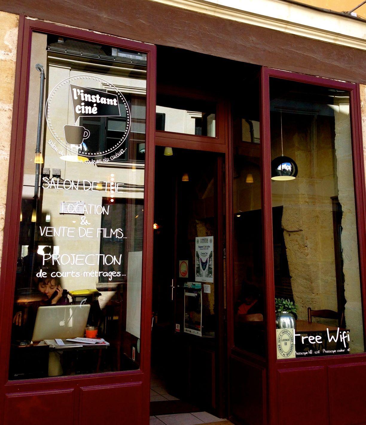 Rencontre avec Sylvain Petitprêtre de l'Instant Ciné