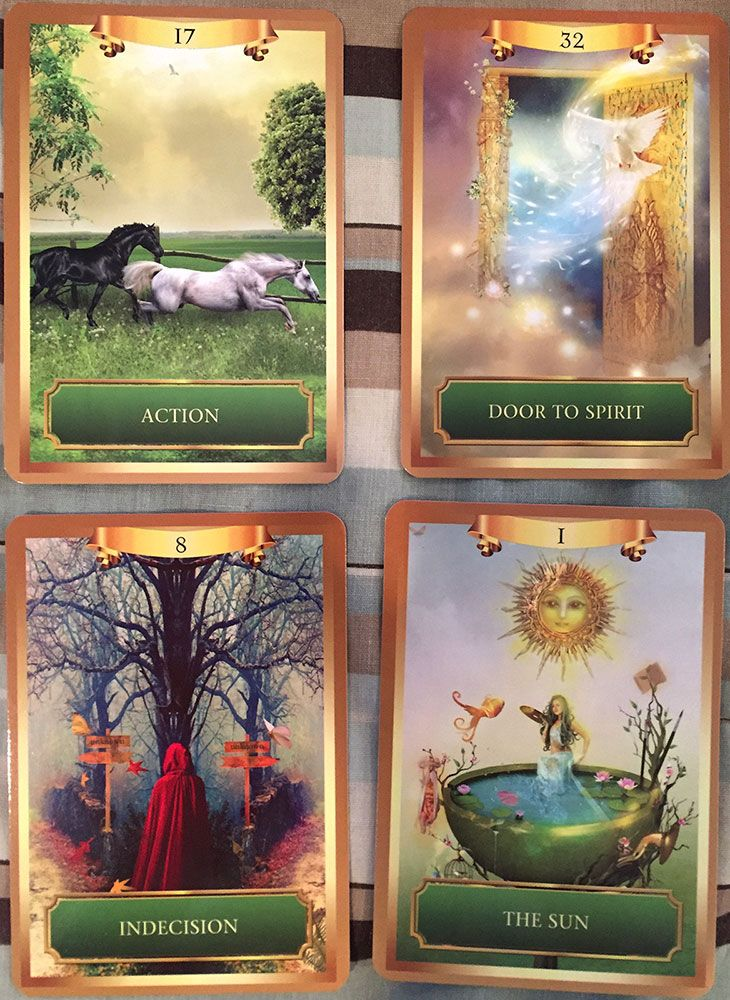How to use oracle cards oracle cards cards deck of cards