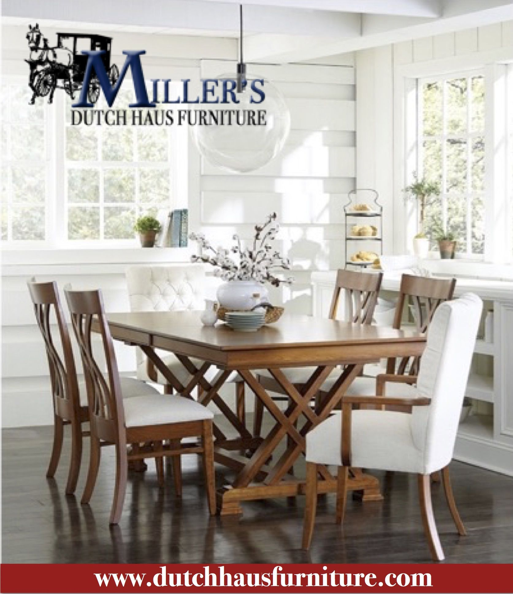 Heyerly Table Setavailable In 2 Sizes And Many Different Wood Prepossessing Cherry Wood Dining Room Set Inspiration Design