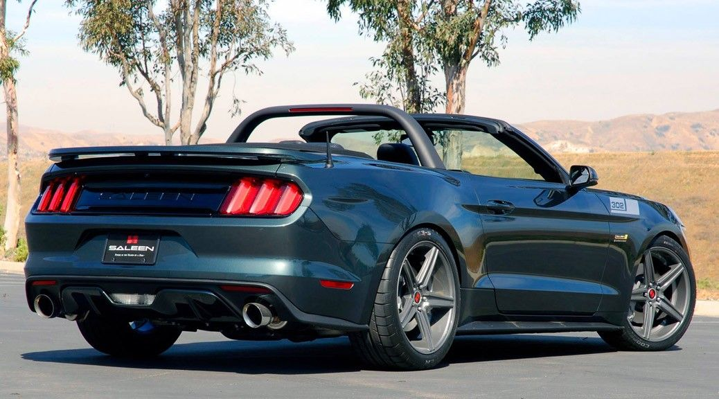 2015 Saleen Mustang 302 Yellow Label Convertible Saleen Mustang Mustang 2017 Mustang