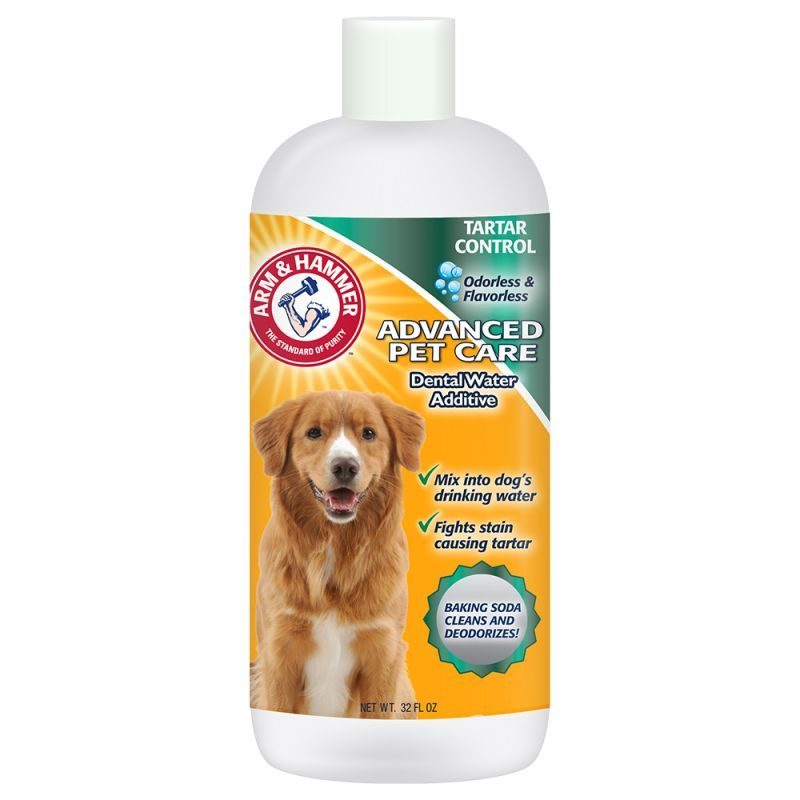 Enjuague Bucal Arm Hammer Para Perros Enjuague Bucal Limpieza Dental Bucal