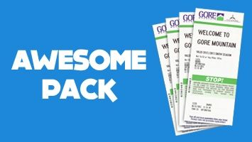 $169.99   2012-2013 Awesome Pack | Gore Mountain Store