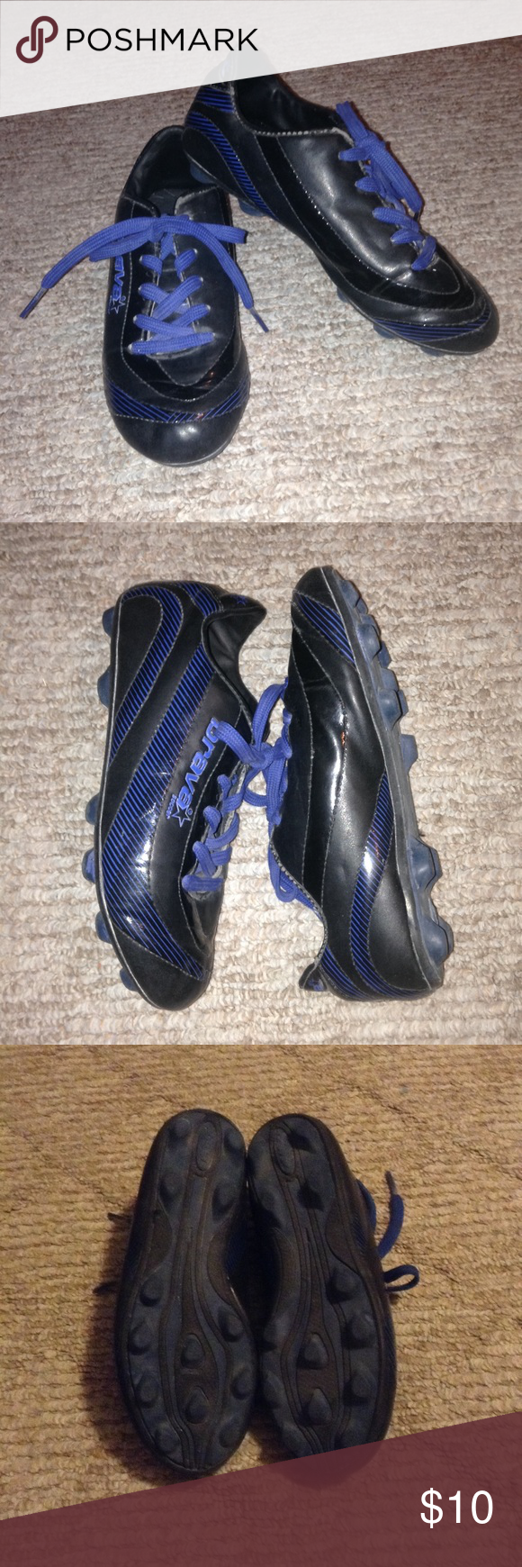 ⚽️Brava soccer cleats (With images