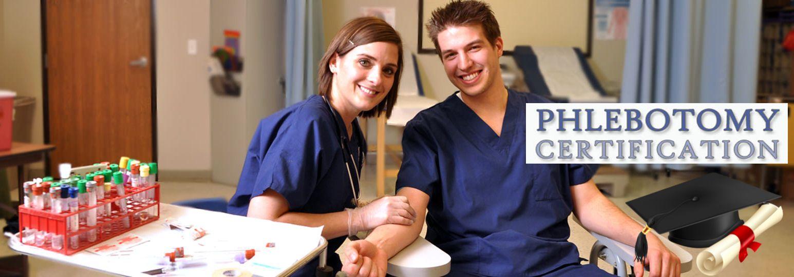 Approved phlebotomy training program medical