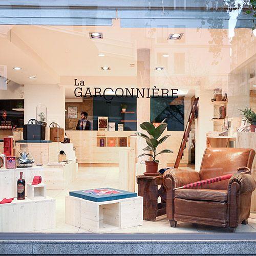 Devanture Boutique Garconniere Paris Garconniere Concept Store Devanture