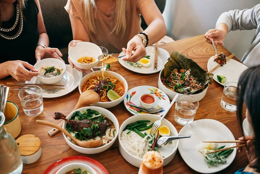 Michelinstarred kin khao serves delicious thai food that