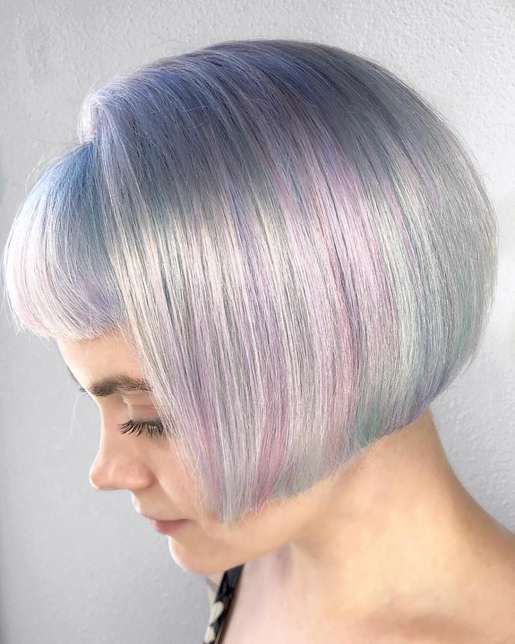 Holographic hair takes the art of selfexpression over the rainbow