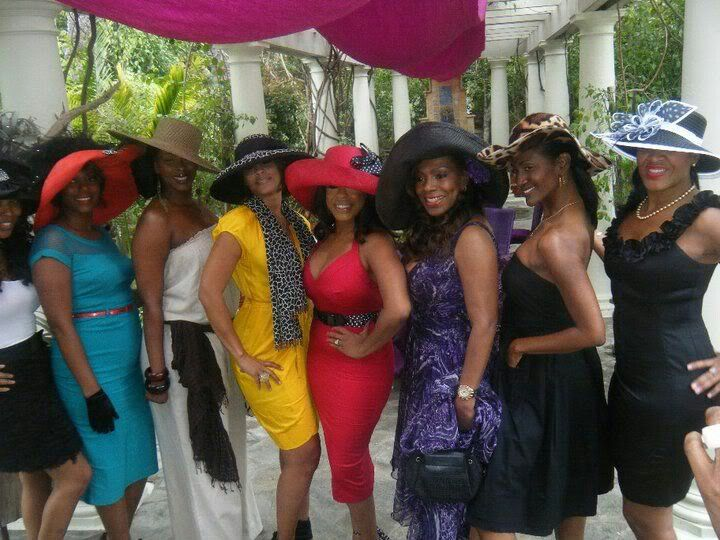 Heels And Hats Tea Party Attire Tea Party Outfits Brunch Outfit
