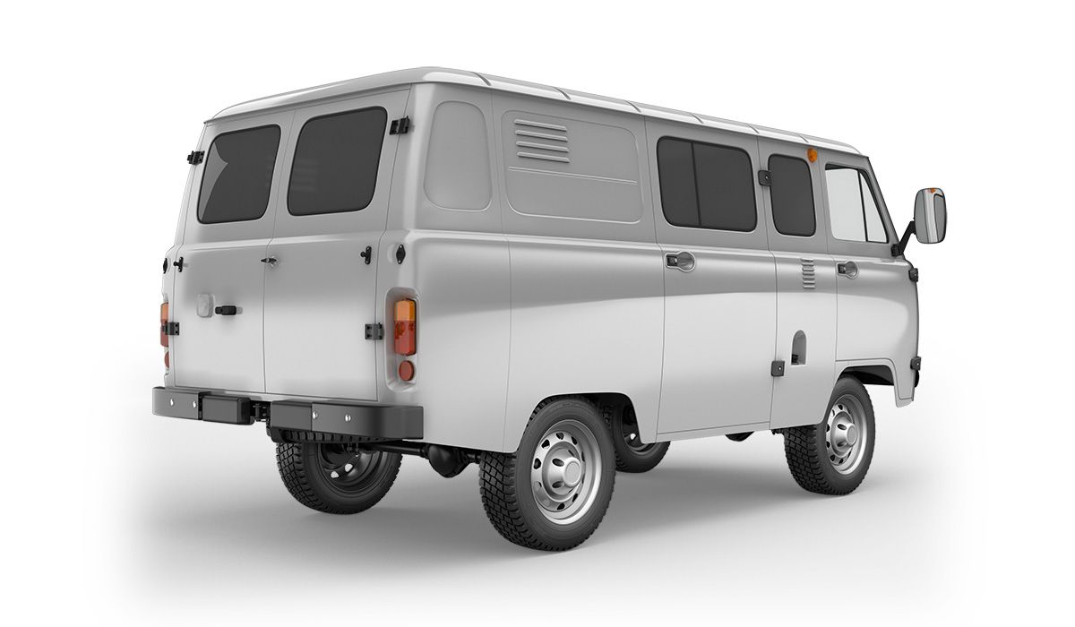 UAZ 3909 - a combination of comfort and efficiency 83