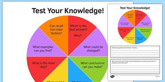 english blooms taxonomy assessment pdf