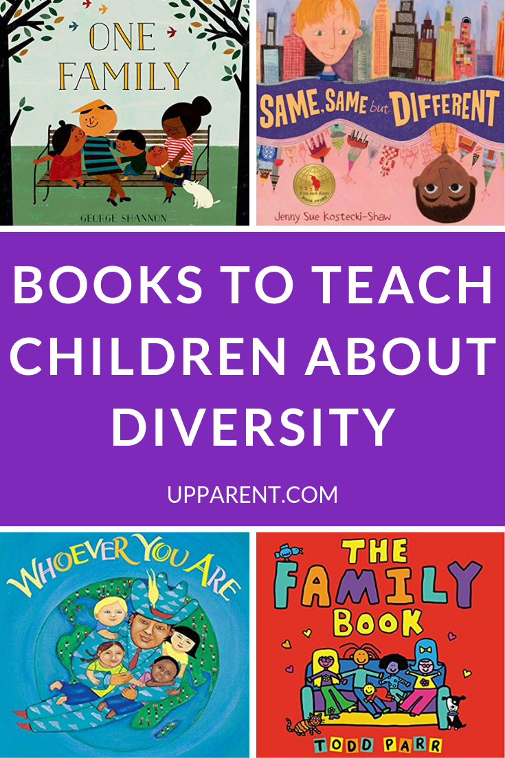 Children S Books About Diversity And Inclusion Funny Books For Kids Multicultural Books Toddler Books