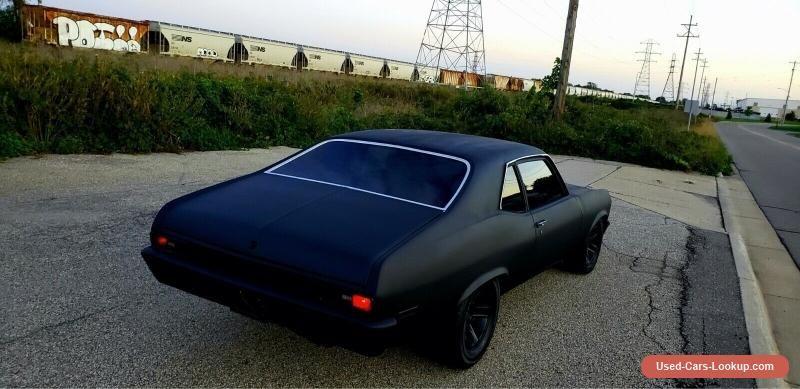 Car For Sale 1970 Chevrolet Nova