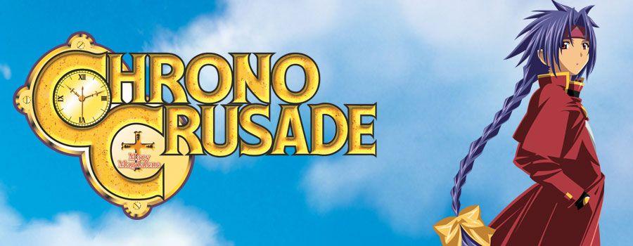 Chrono crusade tv anime news network supernatural