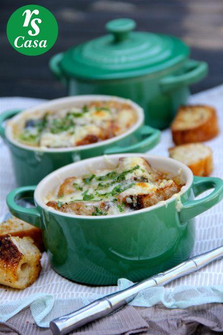 Sopa de cebola francesa all summer 1 june 39 s cool light for Lista de comidas francesas