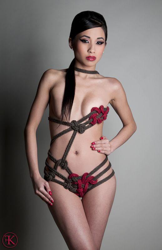 Japanese erotic rope