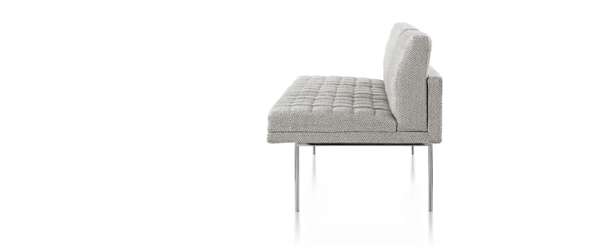 herman miller tuxedo sofa grey fabric chesterfield sofas lounge seating furniture
