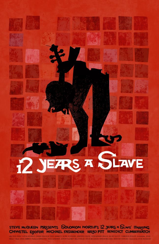 12 Years a Slave by Neven Udovicic [Saul Bass Remixed]