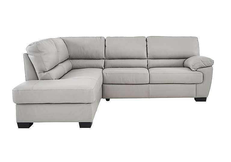 Alvera Leather Corner Sofa Furniture Village With Images Leather Corner Sofa Best Leather Sofa Corner Sofa Modern