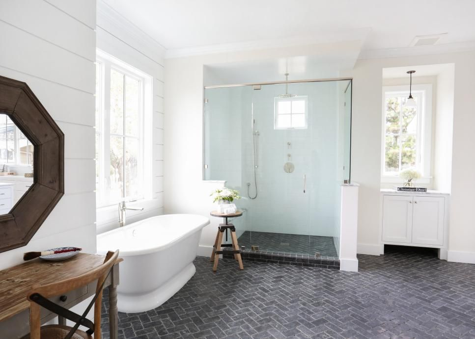 This modern farmhouse style home was interior designed by blackband design in along with graystone custom builders residing newport heights california also search viewer hgtv boys scheme pinterest gray tile floors