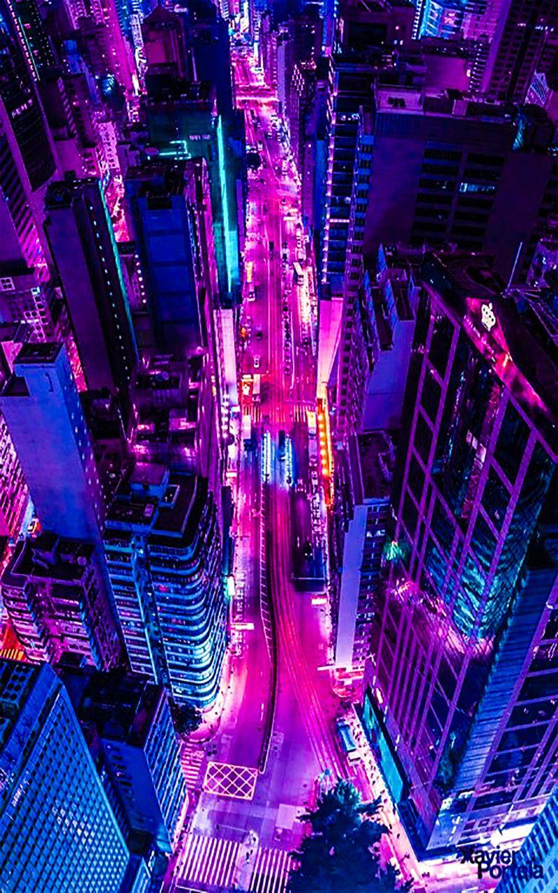 Neon neon wallpaper for android Fond d'écran téléphone