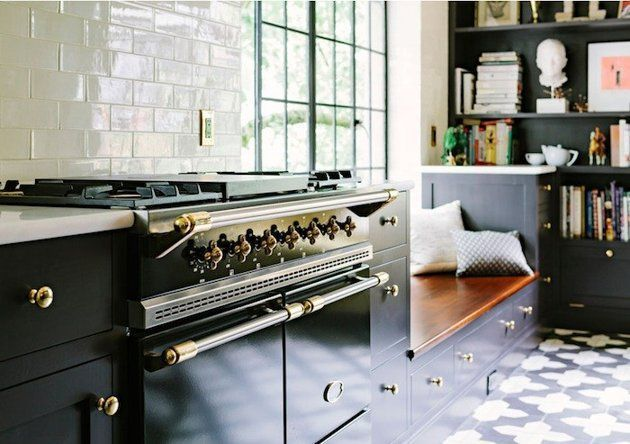 Best Jessica Helgerson Alhambra Kitchen Range Remodelista 400 x 300