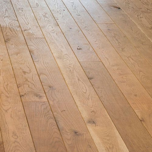 139mm Wide X 20mm Thick Solid Oak Flooring Real Wood