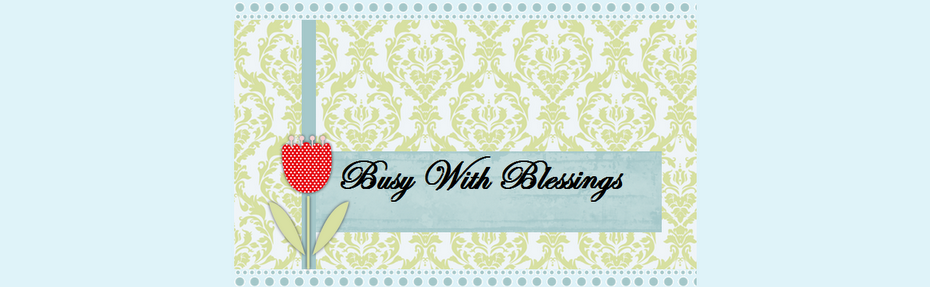 Busy with Blessings Novena, First holy communion