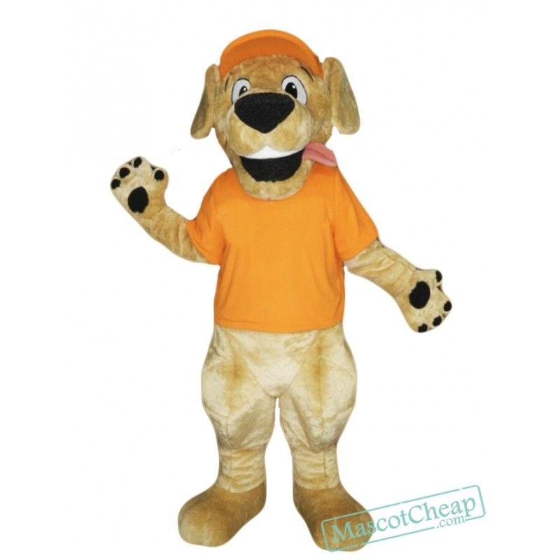 Retriever Dog Mascot Costume Mascot Costumes Retriever Dog