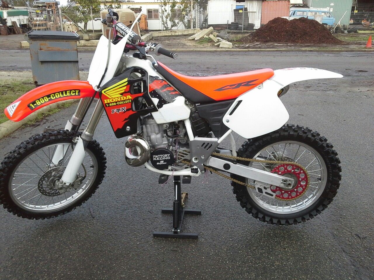 Honda CR 500 '98 | Honda cr, Dirtbikes, Honda on craigslist honda cr 500, 86 honda interceptor 500, 2000 honda cr 500,