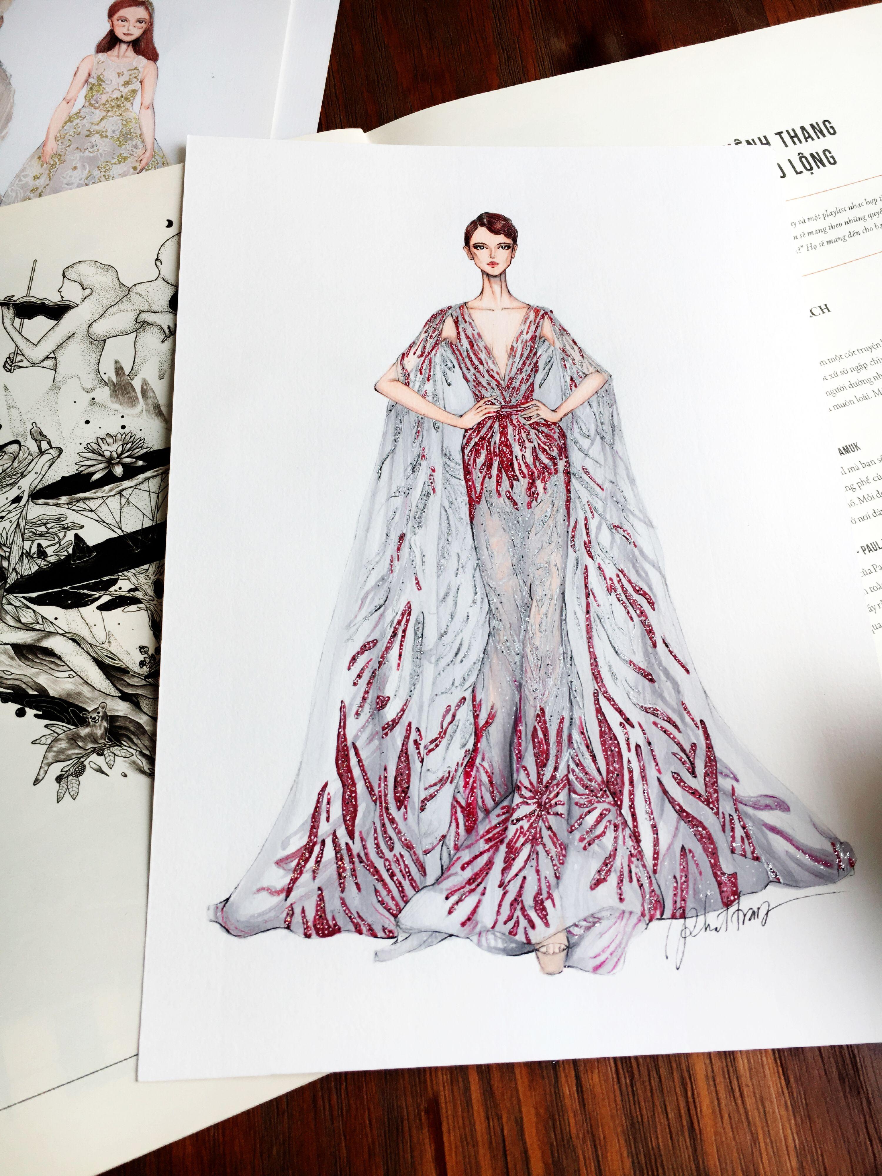 pinterest//dalvacheney | Fashion | Fashion design drawings ...