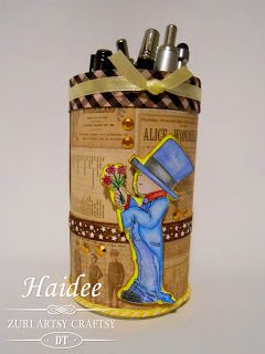 Haideelum Scrap-ando