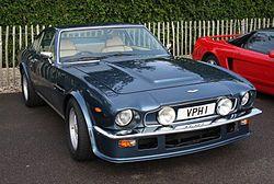 Aston Martin V8 Vantage Saloon 1972 1989 Aston Martin Aston Martin Lagonda Automobil