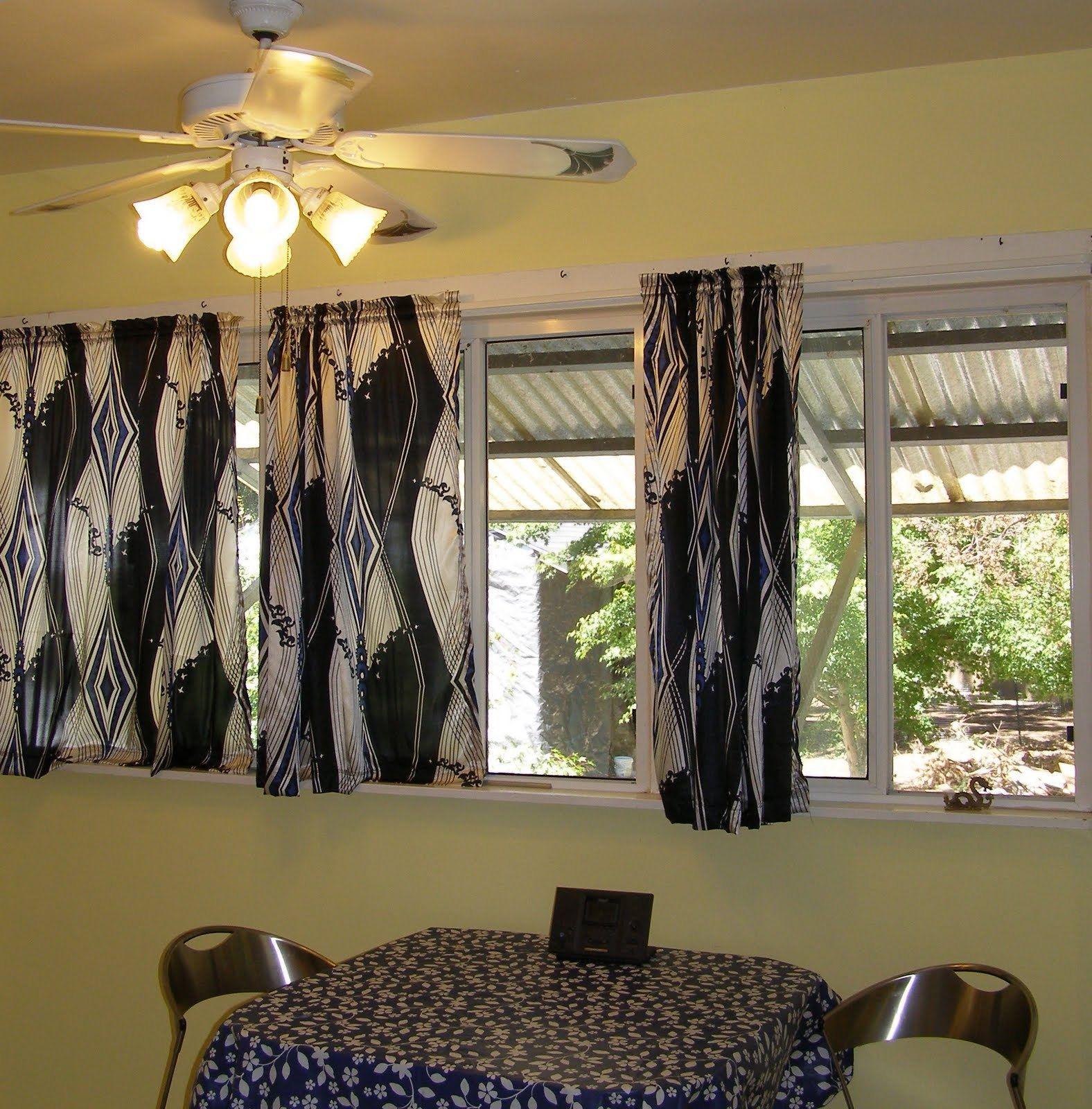 Window Treatments For Short Wide Windows