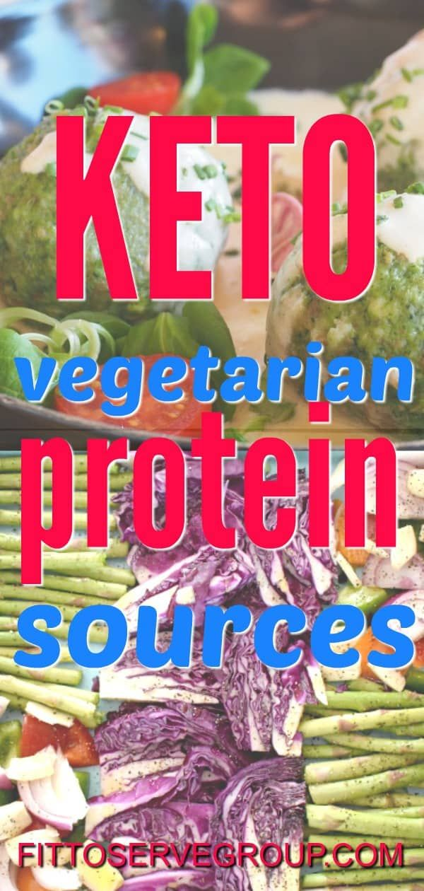 Top Keto Vegetarian Protein Sources. Don't attempt to do